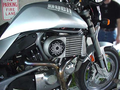 Motorrad Kompressor Tuning by Turbo Buell