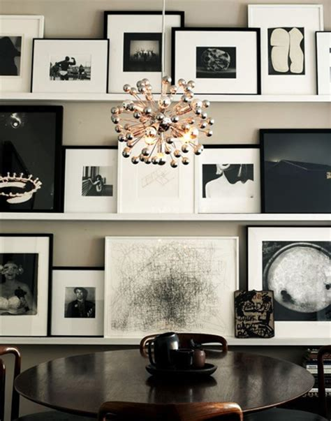 Pottery Barn Gallery Frames Art Collage Home Voyeurs A Peek Into Homes