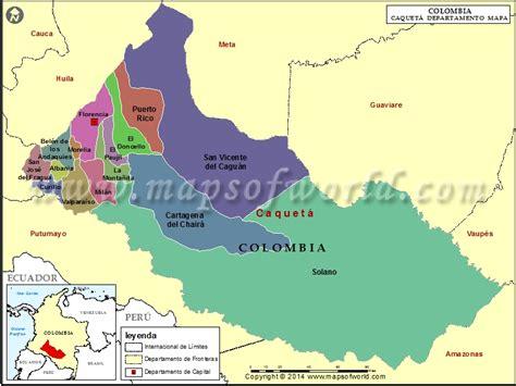 imagenes satelitales de florencia caqueta mapa de caqueta departamento de caqueta colombia