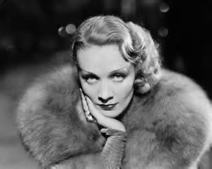 haired actresses of the 1930s dazzling divas photo portret marlene dietrich
