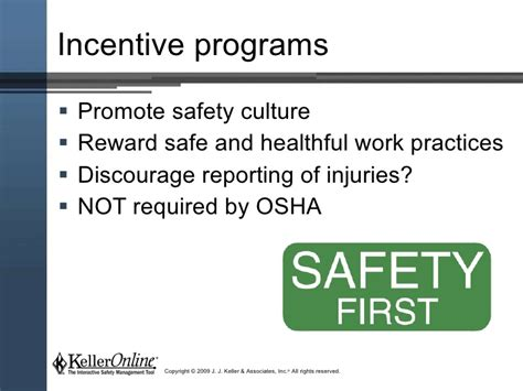 Safety Incentives Safety Incentive Program Template Free