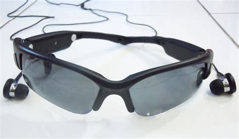 Kacamata Gowes Sepeda Olahraga Motor Outdoor Keren jual kacamata mp3 gadget keren buat denger musik harga jual