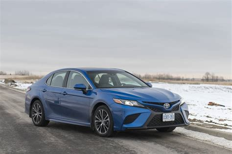 2018 Camry Reviews by 2018 Toyota Camry Se Review Sportier Next Generation Model