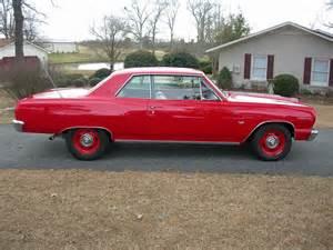 1964 chevrolet chevelle malibu 2 door hardtop 88841