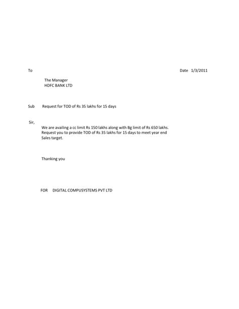 request letter for closing loan account request letter for closing loan
