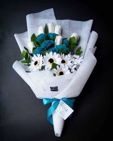 Buket Pengantin by Cara Membuat Buket Bunga Dari Kain Flanel Untuk Wisuda Dan