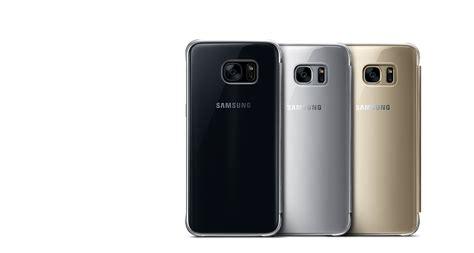 New Samsung Galaxy S7 Edge Clear View Cover Original Terlaris genuine official samsung galaxy s7 edge clear view flip cover original 11street malaysia