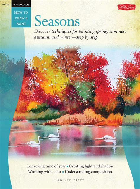 stepping seasons books watercolor seasons by ronald pratt