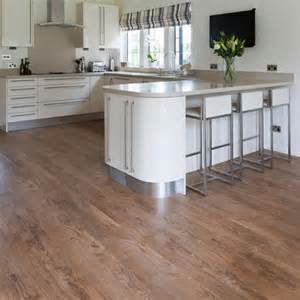 Vinyl Flooring For Kitchen Harvey Oak Vinyl Wood Flooring Housetohome Co Uk