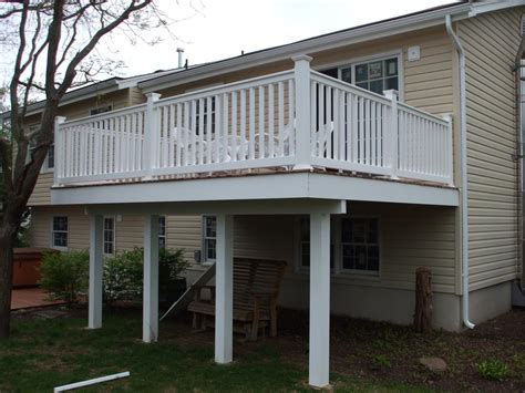 exterior design and decks second floor decks deck second floor deck forked