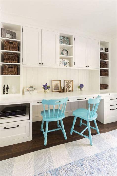 desk in kitchen ideas best 25 built in desk ideas on home office