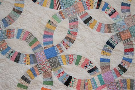 Wedding Ring Quilt by Wedding Rings Pictures Quilt Pattern Wedding Ring
