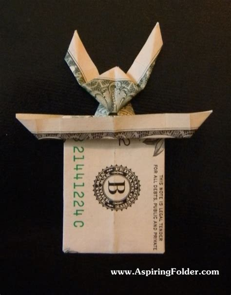 Origami Magic Trick - 1000 images about folding money on