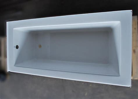 72 x 32 bathtub 32 quot x 72 quot drop in soaker bathtub white bath tub ebay
