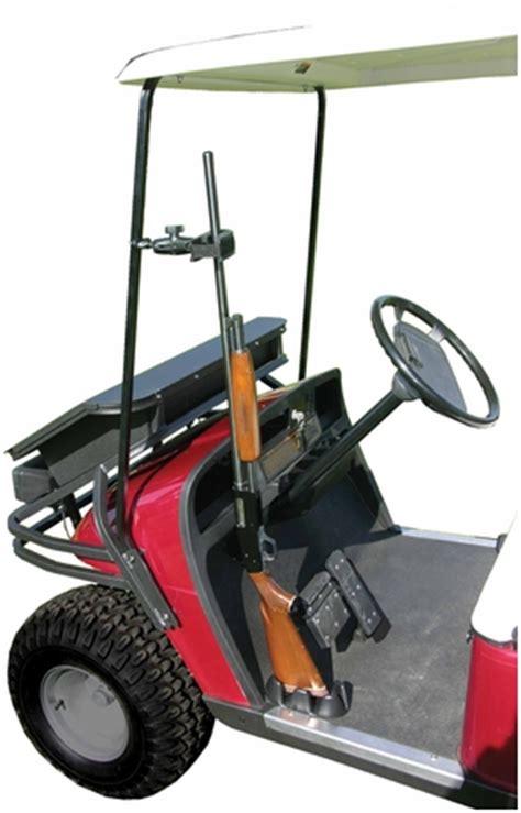 Gun Rack For Golf Cart by Golf Cart Rear Horizontal Gun Rack Suggestions Ar15