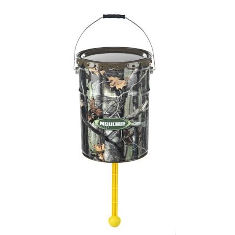 Clearance Deer Feeders Moultrie 40 Lb Easy Feed Demand Feeder Academy