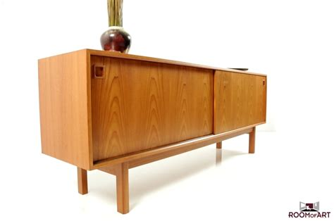 mid century sideboard mid century teak sideboard by omann junior modernism