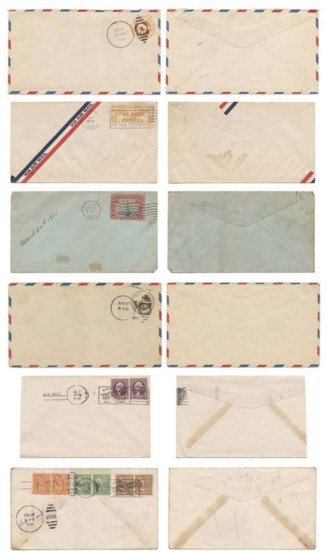 envelope pattern old english old mail envelopes templates in templates and design