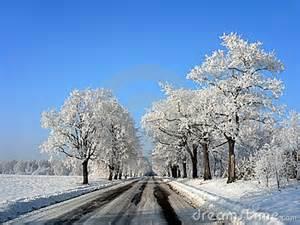 polish winter landscape royalty free stock photography image 1463807