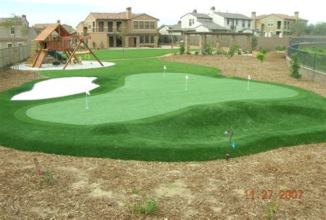 Backyard Putting Green Supplies by Backyard Putting Greens Landscape Other