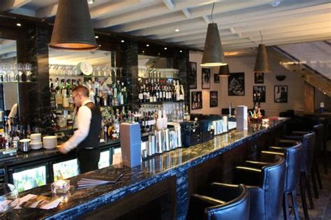 the coach house restaurant bar picture of the coach house by michael caines kentisbury tripadvisor