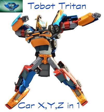Robot Tobot X Y qoo10 tobot tritan toys