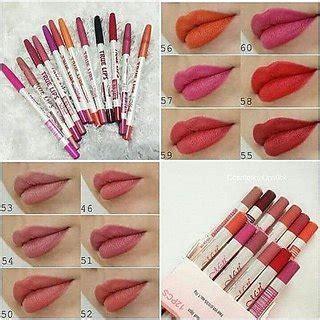 New Random Me Now Proof Kissproof Menow Waterproof Matte 1 menow true set of 12 lip liner pencils for
