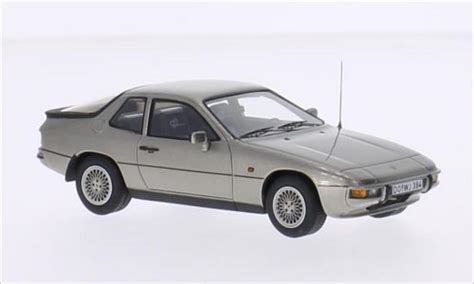porsche models 1980s porsche 924 jubileum metallic beige 1980 kess diecast