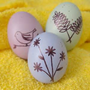 doodle how to make egg to doodle eggs allfreeholidaycrafts