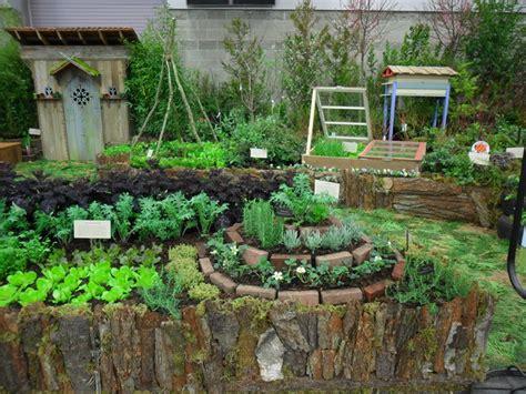 Kitchen Garden Planner Uk Permaculture Kitchen Garden Herb Spiral Eclectic