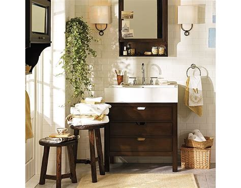 new baths by pottery barn