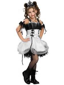 Cute Halloween Costumes 1 Gothic Ballerina Costume Girls Ebay
