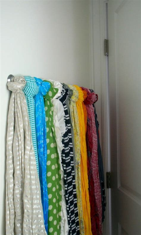 7 Pretty Scarves by Organize Dexterously Means Pretty Scarves How To