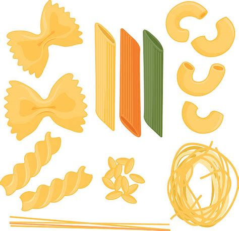 Pasta Clipart Royalty Free Hair Pasta Clip Vector Images