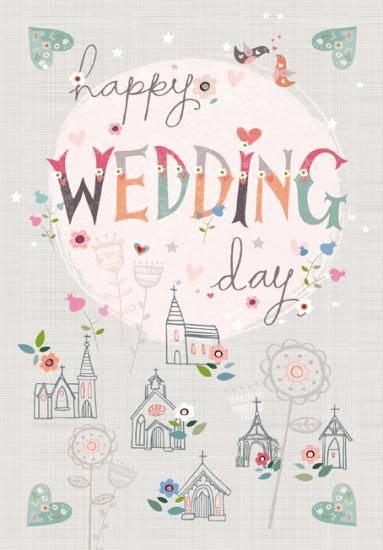 Large Wedding Cards Uk happy wedding day card large wedding card karenza paperie