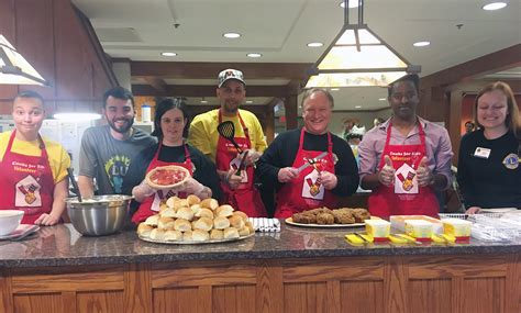 Lions Volunteer At Ronald Mcdonald House Dctc News