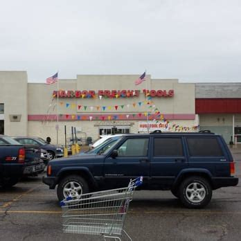 Of State Pontiac Mi Hours by Harbor Freight Tools Hardware Stores 600 N Telegraph