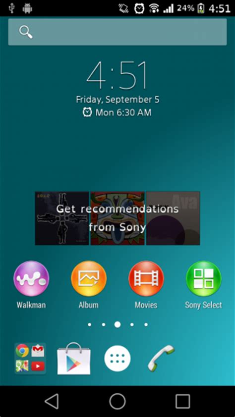 launcher sony xperia z3 port launchery forum android