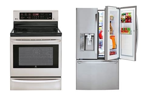 High Tech Kitchen Appliances | high tech hits home with smarter kitchen appliances and