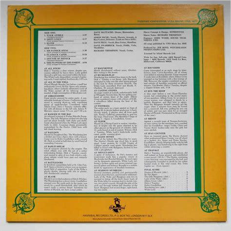 house music vinyl records for sale vinyl lp fairport convention full house hnbl 4417 the records merchant rare
