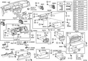 Toyota Parts Lookup Toyota Instrument Panel Glove Compartment