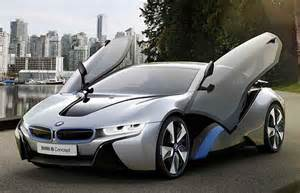 Electric Cars By Bmw Wordlesstech Bmw Unveils I3 And I8 Electric Vehicles