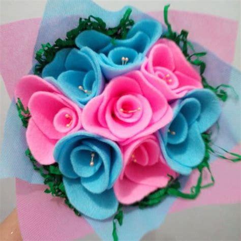 gambar bros bunga kain flanel tutorial lain kesekolah 2 gambar bros bunga kain flanel tutorial lain kesekolah 2