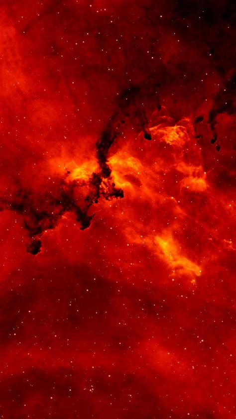 red galaxy wallpaper hd red galaxy abstract wallpaper 8643 720x1280 wallpaper