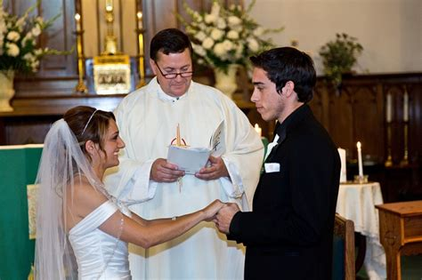 Wedding Vows Priest by Is There A Protocol For Paying The Priest For Marriages