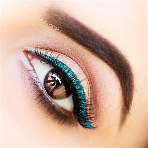 what color eyeliner for green best 25 green eyeliner ideas on teal eyeliner