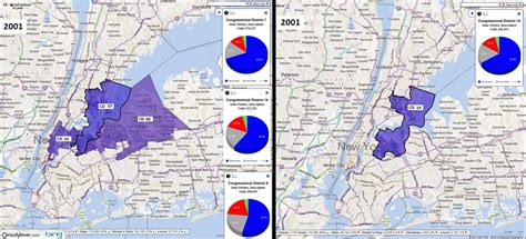 www new congressional districts in new york after the 2010 census