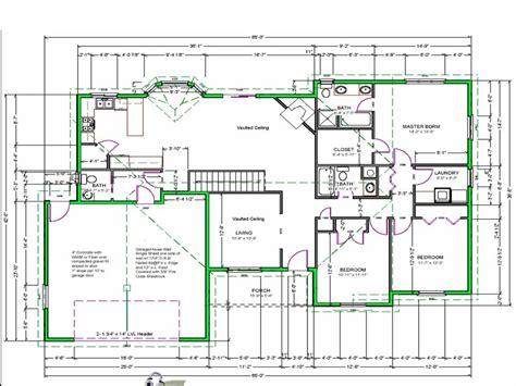 floor plan drawing  getdrawings