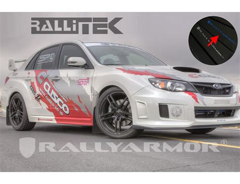 subaru mud rally armor ur mud flaps wrx sti sedan 2011 2014