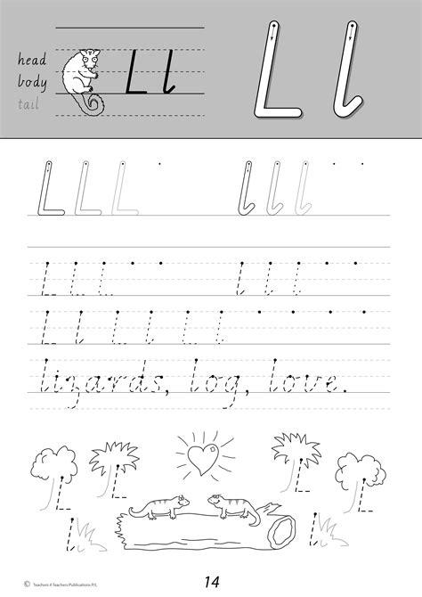handwriting conventions victoria teachers  teachers